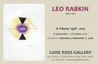 Leo Rabkin-Luise Ross