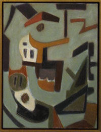 Will Barnet - Joyous, 2006