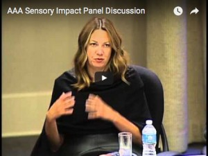 Sensory Impact Panel Discussion